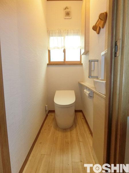 トイレ改修工事 施工後