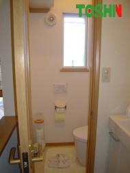 トイレの改修施工後
