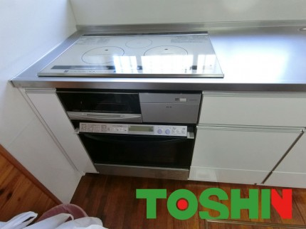 再利用した加熱調理器