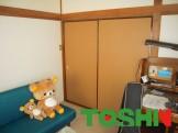 和室を洋室にリフォーム施工後②