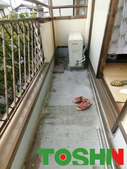 雨漏りの現場調査