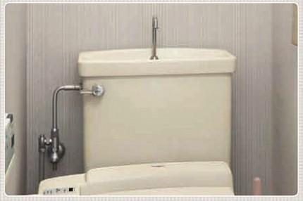 before手洗い
