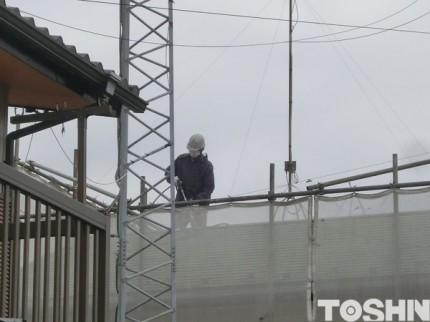 一級塗装技能士による塗装工事