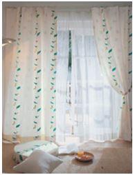 シンプルカーテン