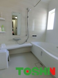 LIXILアライズで浴室改修