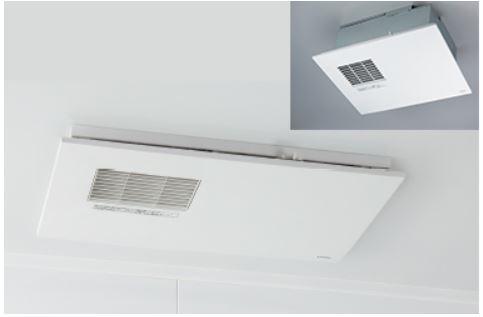 浴室換気乾燥暖房機1