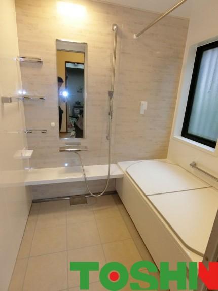 浴室と洗面のリフォーム