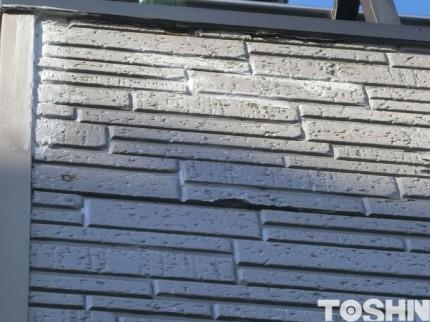 外壁サイディングの貼替え