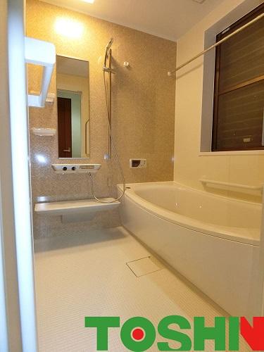 浴室改修工事 施工後