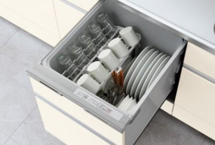 システムキッチン シエラ 食器洗い乾燥機
