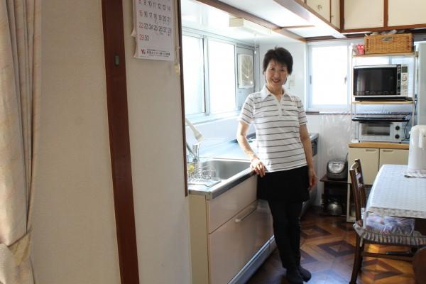 キッチンをクリナップ「クリンレディ」へリフォーム