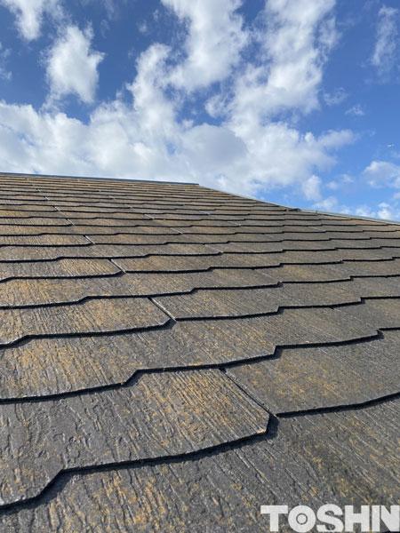 屋根工事 施工後