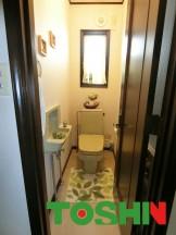 タンクレストイレ「サティス」でリフォーム