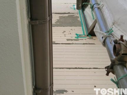 外壁塗装 サイディングも補修