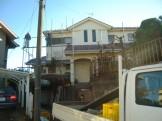外壁屋根塗装工事着工 町田市