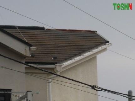 屋根の葺き替え時期