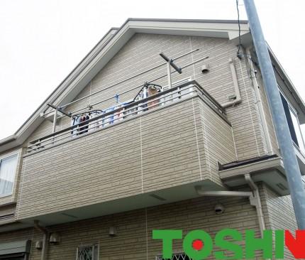 テラス屋根 施工前