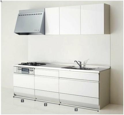 システムキッチンI型