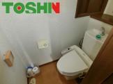トイレ改修施工前