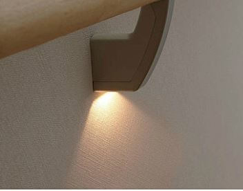 システム手摺35型LEDタイプ ブラケット