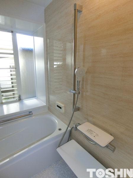 浴室リフォーム工事 施工後