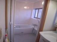 タイル貼りのお風呂をシステムバスに
