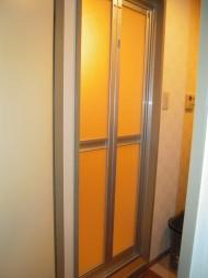浴室扉の交換 相模原市南区Z様邸