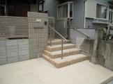 外階段の改修工事神奈川