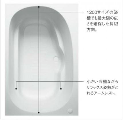 1200ロング浴槽2